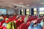 """""""#confinicomuni"""", si concludono i lavori del convegno nazionale di montagnaterapia con il passaggio di testimone all'ottava edizione che avrà luogo nel 2022 nel Lazio"""